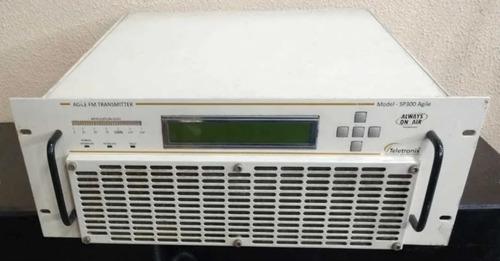 Imagem 1 de 1 de Ttransmissor De Fm  Teletronix De 300 Watts