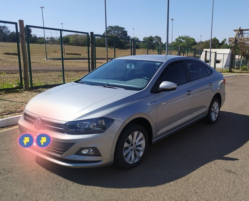 Imagem 1 de 12 de Volkswagen Virtus 2018 1.0 Comfortline 200 Tsi Aut. 4p