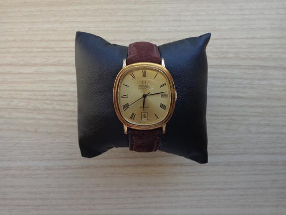 Raro Relógio Omega De Ville Automático - De 890, P/770