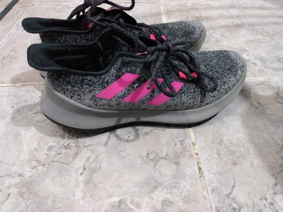 Zapatillas adidas , Igual A Nuevas, Un Mes De Uso, Número 40