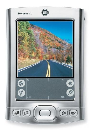 Palm Tungsten E2 Novo Com Nota E Garantia