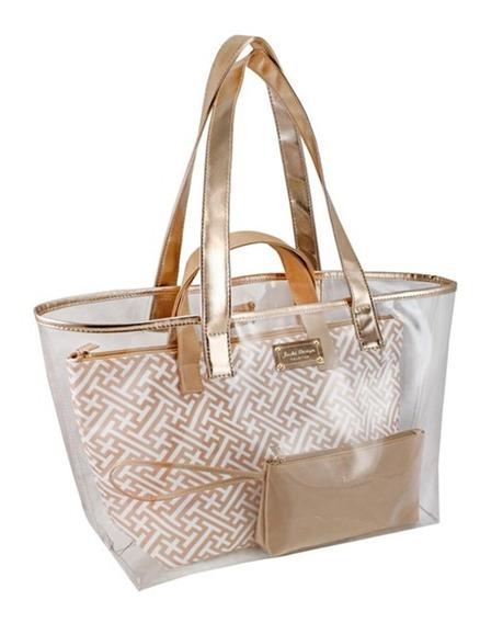 Kit De Bolsa C/ 3 Pecas - Diamantes Abc17382 Jacki Design