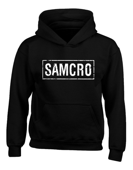 Sudadera Samcro Sons Of Anarchy Logo