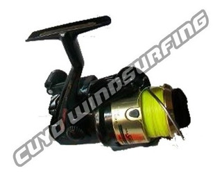 Reel Relix Gold Speed Spin 850 4 Rulemanes Pesca