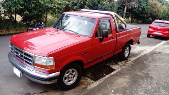 Ford F1000 Turbo Motor Máximo Ano 1997