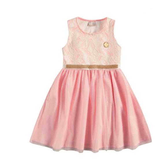 Vestido Infantil Milon Festa Promoção
