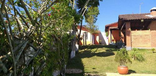 Imagem 1 de 14 de Chácara - Biritiba-mirim - 2 Dormitórios Anchafi48039