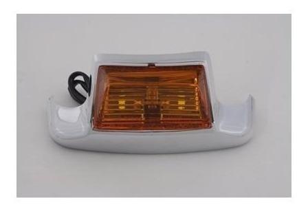 Acabamento Lanterna Paralama Traseiro Harley 04-10 59683-03