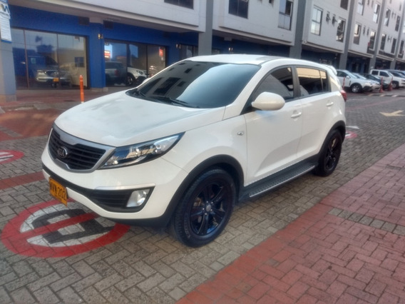 Kia New Sportage Lx 2.0cc At 2014