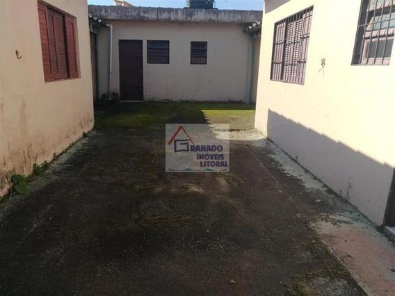 Casa Para Venda Em Mongaguá, Balneário Plataforma - 592_1-1195534