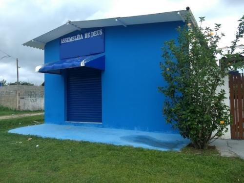 2 Casas + Comércio Na Praia De Itanhaém, Entrada E Parcelas!