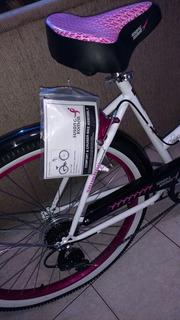 Bicicleta Susan G Komen