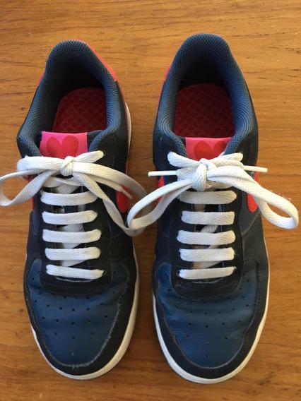 Zapatillas Nike Air Force 1 -talle 38