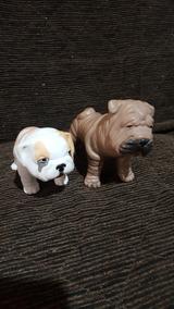 Cachorrinho Pet Borracha 15 Cm Buldogue