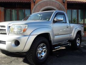 Toyota Tacoma 2005 4x4 Standar Recien Legalizada