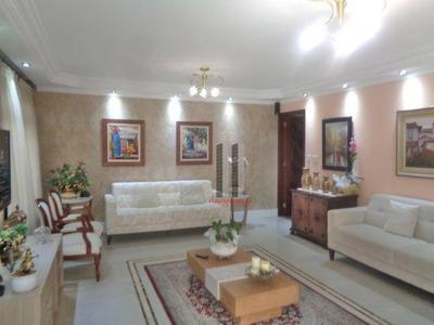 Sobrado Com 3 Dormitórios À Venda, 292 M² Por R$ 1.200.000 - Vila Prudente - São Paulo/sp - So1341