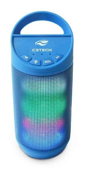 Speaker Bluetooth Beat Sp-50bl C3tech Portátil Promoção