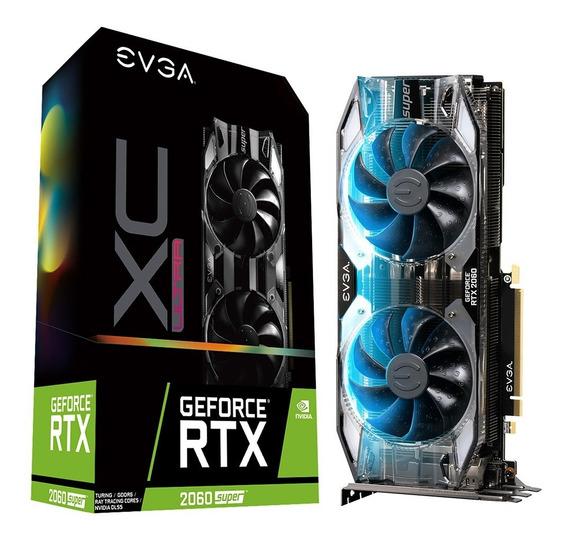 Placa Video Geforce Rtx 2060 8gb Super Ultra Evga Mexx 2