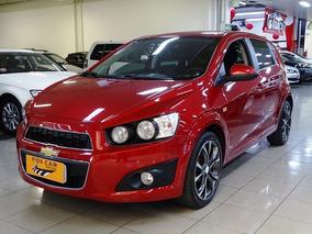 Chevrolet Sonic 1.6 Lt Ano 2013/2014 (7977)