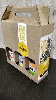 Cerveza Importada Belga - Pack 3 En Caja Para Regalar