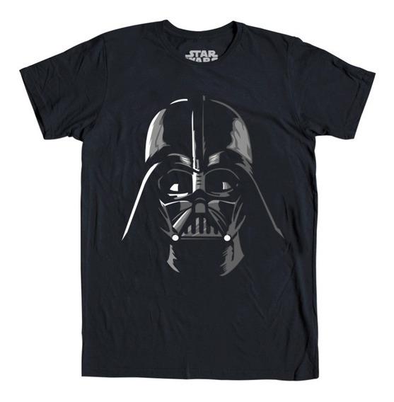 Máscara De Latex Playera Darth Vader