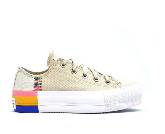 Zapatillas Converse Ct All Star Lift Ox 566623 Moda Asfl70