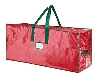 Elf Stor Premium Árbol De Navidad Bolsa De Día Festivo Par