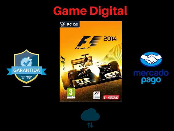 F1 2014 Envio Digital Pc