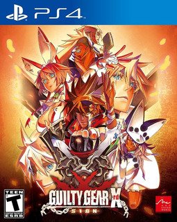 Guilty Gear Xrd Sign Ps4 Digital Gcp