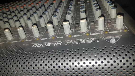 Mesa De Som Xl3200