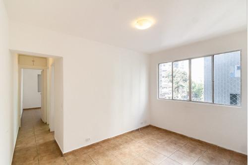 Imagem 1 de 30 de Apartamento Com Um Dormitório, 37m² Para Locação Por R$ 1.550,00/mês - Localizado Na Rua Barão De Tatuí, Santa Cecilia, São Paulo, Sp - Sp - Ap6615_sales