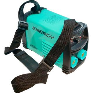 Soldadora Electrodo Mini 110v 130a Semiprofesional Energy