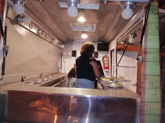 Food Truck Equipada Nissan 87 Motor Gasolinera