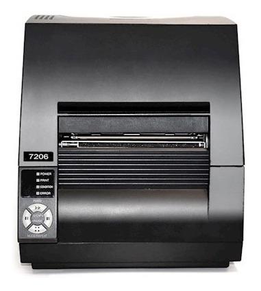 Impressora Térmica Dascom 7206 - Cupom-etiqueta-pulseiras