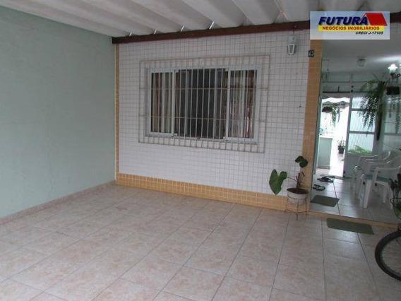 Casa Residencial À Venda, Esplanada Dos Barreiros, São Vicente - Ca0326. - Ca0326