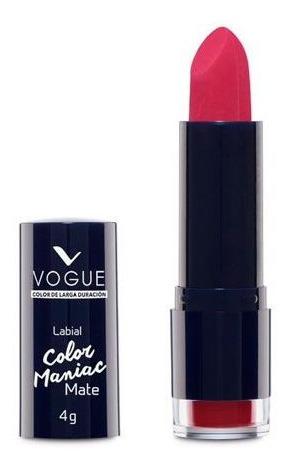 Labial Vogue Color Maniac Rosa Fabuloso