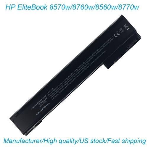 Bateria Para Hp Elitebook 8560w 8570w 632427-001 Vh08 632425