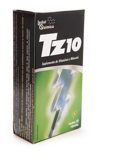 Tz10 C/ 30 Cápsulas Vitamina