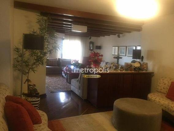 Apartamento Com 4 Dormitórios À Venda, 212 M² Por R$ 900.000,00 - Santa Paula - São Caetano Do Sul/sp - Ap3981