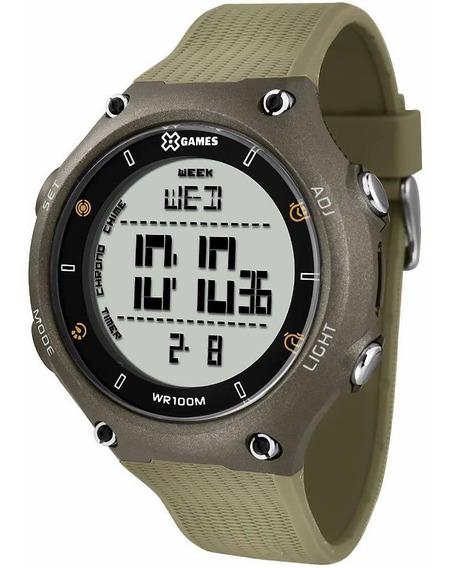 Relógio Masculino Xgames Digital Xmppd456 Bxfx