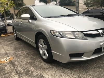 Civic 1.8 Lxs 2010 - Automático