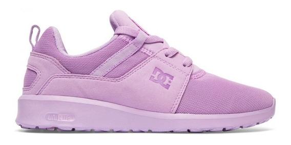 Dc Shoes Heathrow Violeta Monocromo