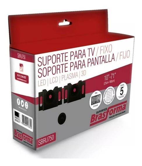 Suporte Fixo Tv Sbru750 10