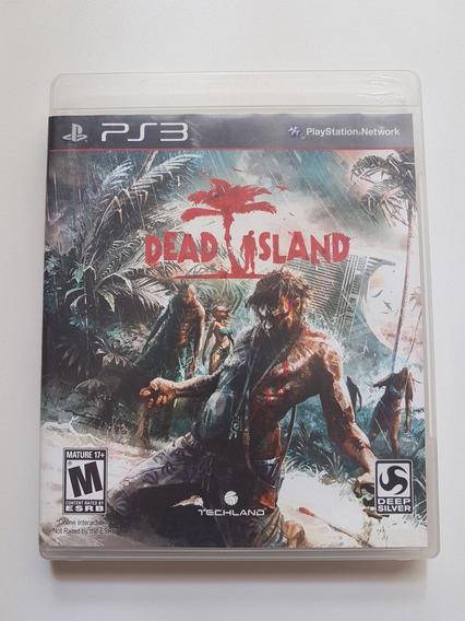 Dead Island Mídia Física Original Para Playstation 3
