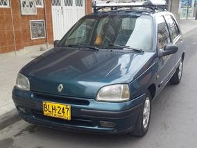 Renault Clio 2001 Verde