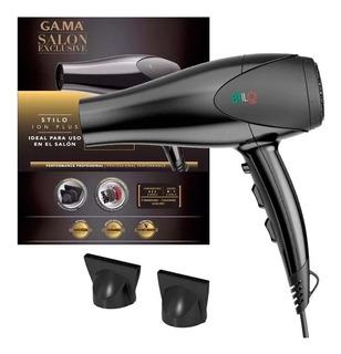 Secador De Pelo Gama Ultra Ion 2200 W Profesional