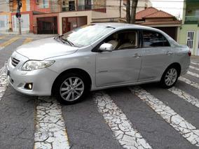 Toyota Corolla Seg Automatico 2009 S/ Entrada