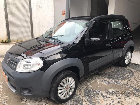 Fiat Uno Way 1.0 2010/2011 (4472)