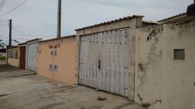 Casa No Jardim Marilú Em Itanhaém, 2 Dormitórios - 4305/p
