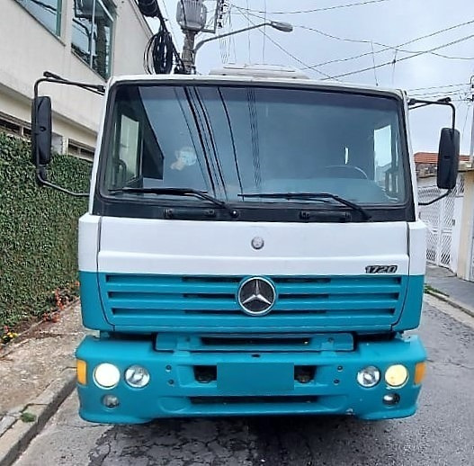 Mercedes Benz 1720 Truck Chassi 2004 / 2004
